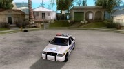 Ford Crown Victoria Police for GTA San Andreas miniature 1