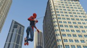 Spiderman PS4 4k 2.0 for GTA 5 miniature 5