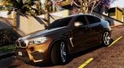 BMW X6M F16 Final for GTA 5 miniature 6