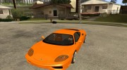 Ferrari 360 Modena for GTA San Andreas miniature 1