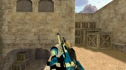 AWP Рельсотрон for Counter Strike 1.6 miniature 3