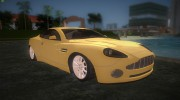 Aston Martin V12 Vanquish v2.0 for GTA Vice City miniature 2