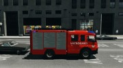 Mercedes-Benz Atego Fire Departament для GTA 4 миниатюра 5