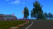 F1 Shanghai International Circuit для GTA San Andreas миниатюра 6