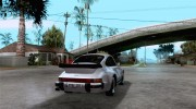 Porsche 911 Turbo 1982 for GTA San Andreas miniature 4