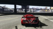 Gumpert Apollo Sport для GTA 4 миниатюра 4