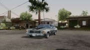 Chevrolet Chevelle SS '72 для GTA San Andreas миниатюра 1