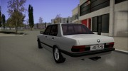 BMW E28 525e for GTA San Andreas miniature 2