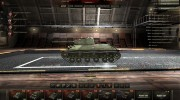 Ангар Pin UP (премиум) для World Of Tanks миниатюра 3