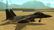 F-15 Eagle for GTA San Andreas miniature 4