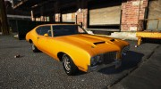 Oldsmobile 442 1970 for GTA 5 miniature 1