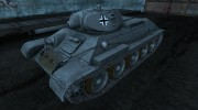 T-34 3 for World Of Tanks miniature 1