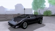 Lamborghini Countach 25th for GTA San Andreas miniature 1