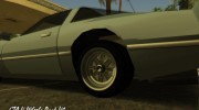 GTA V Wheels Pack V1 для GTA San Andreas миниатюра 1
