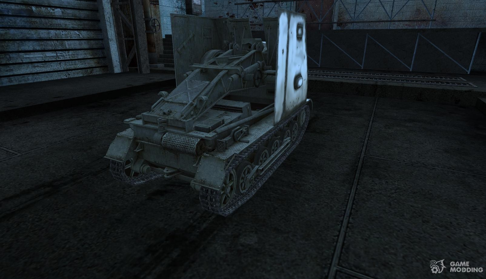 Bisonte para World Of Tanks