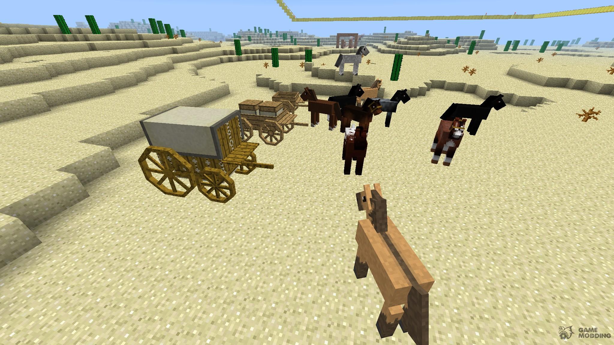 Horse minecraft mod download