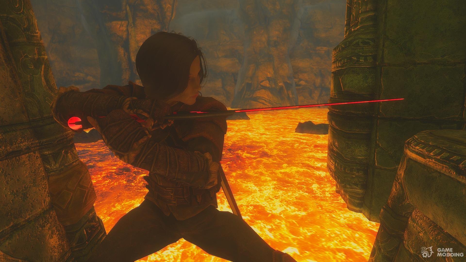 The Infinity Sword - WIP for TES V: Skyrim