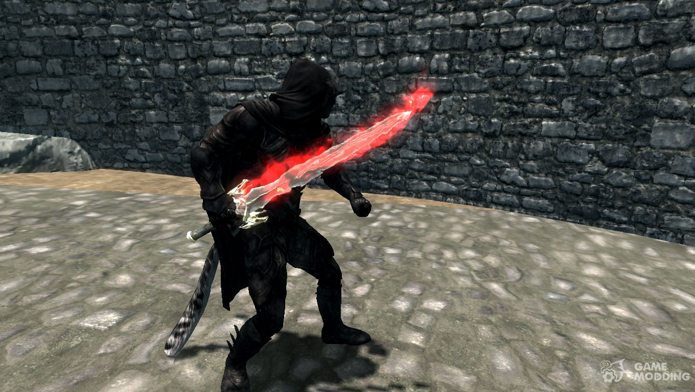 Mod For The Effects Of Enchantment In Skyrim - fasrveri