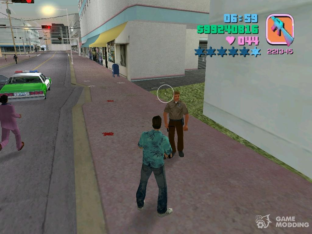 No Wanted level, Grand Theft Auto: Vice City Questions and ...