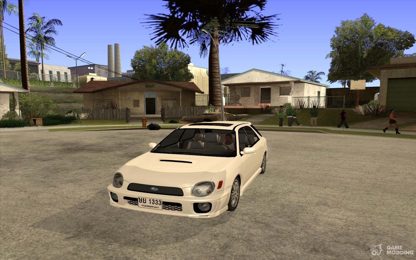 Impreza wrx wagon 2002 for gta san andreas subaru impreza wrx wagon 2002 for gta san andreas vanachro Images