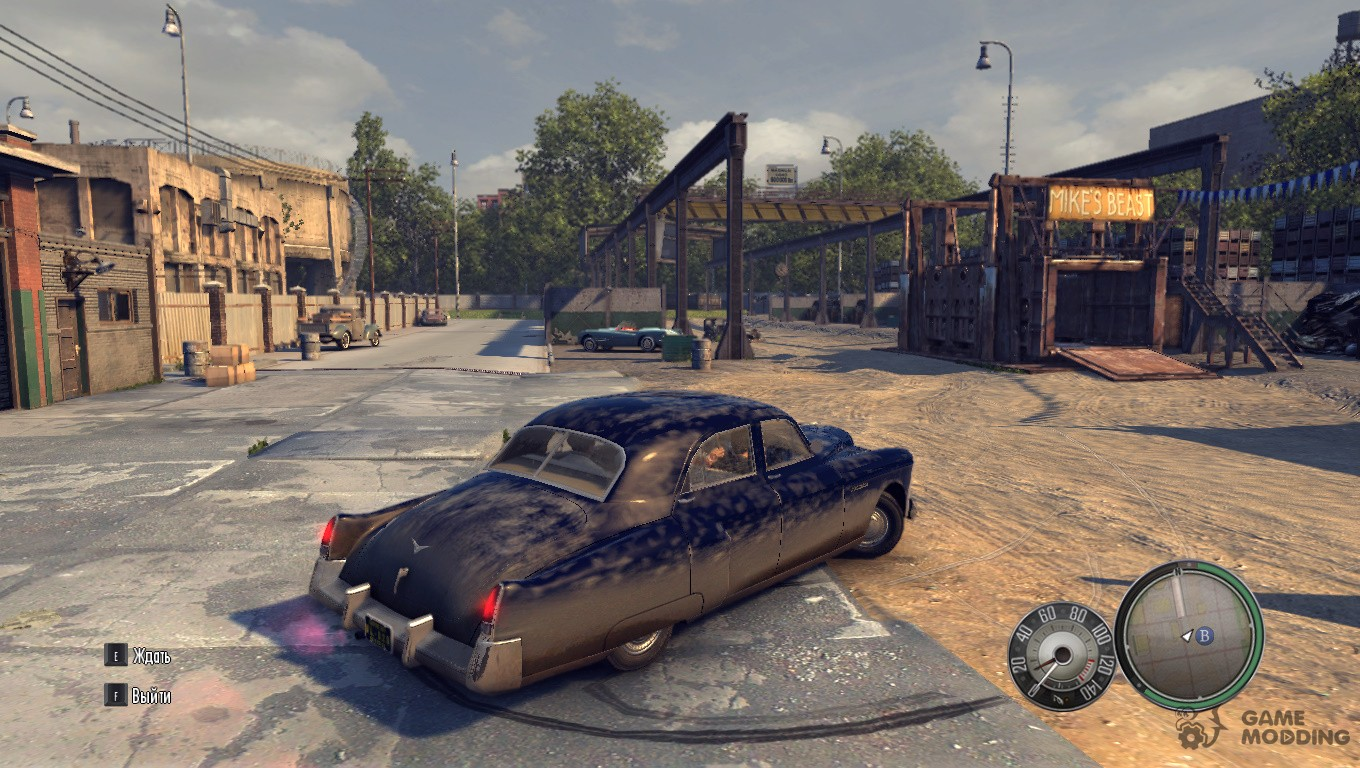 dirty race mod for mafia ii. Black Bedroom Furniture Sets. Home Design Ideas