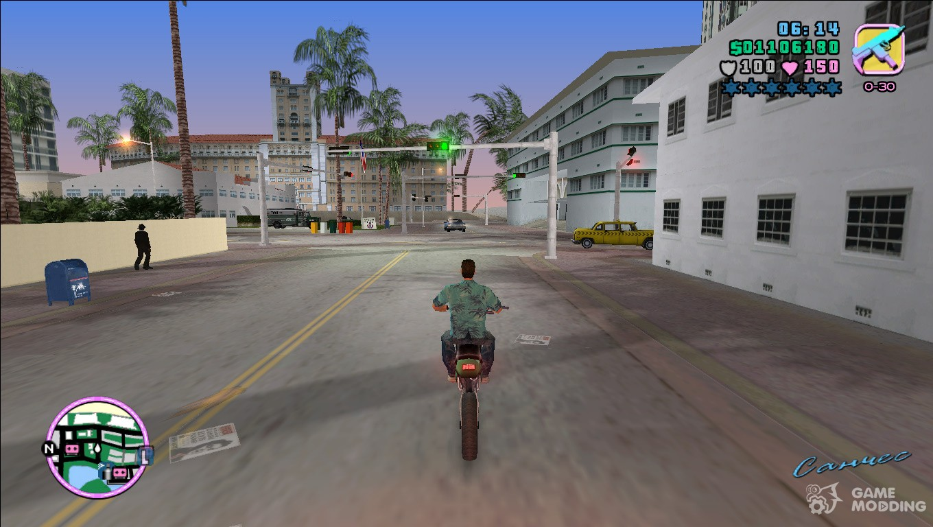 Widescreen Fix for GTA Vice City