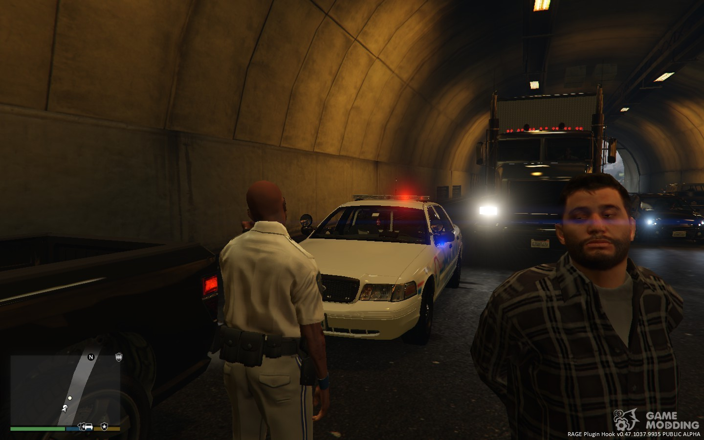 LSPD: FR 0 3 1  for GTA 5