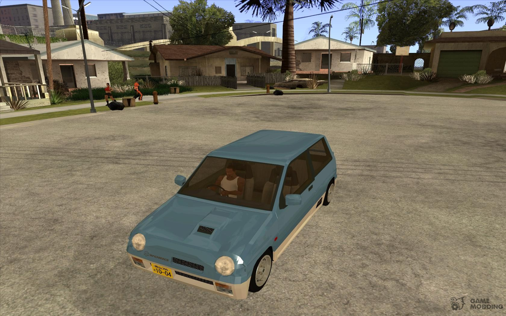 gta sa dating barbara Download gta san andreas hot coffee adult mod 21 unlock the uncensored interactive sex-games in san andreas for sure that you've heard of this mod of gta san andreas.