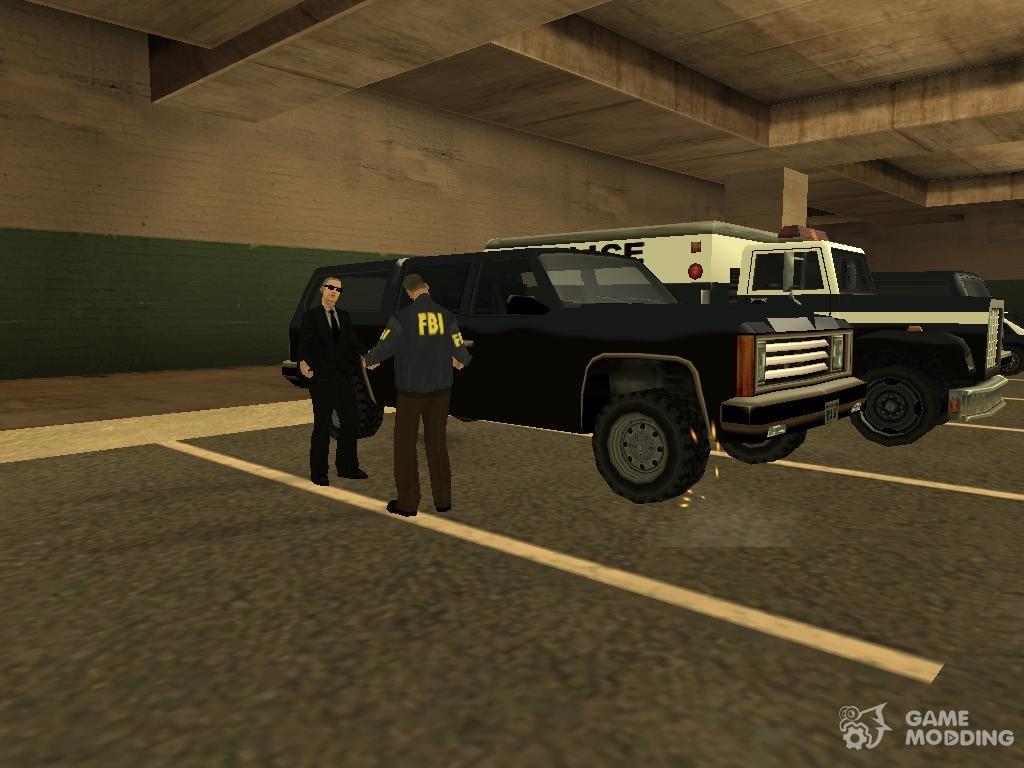 скачать мод на гта са на работу полицейским - фото 6
