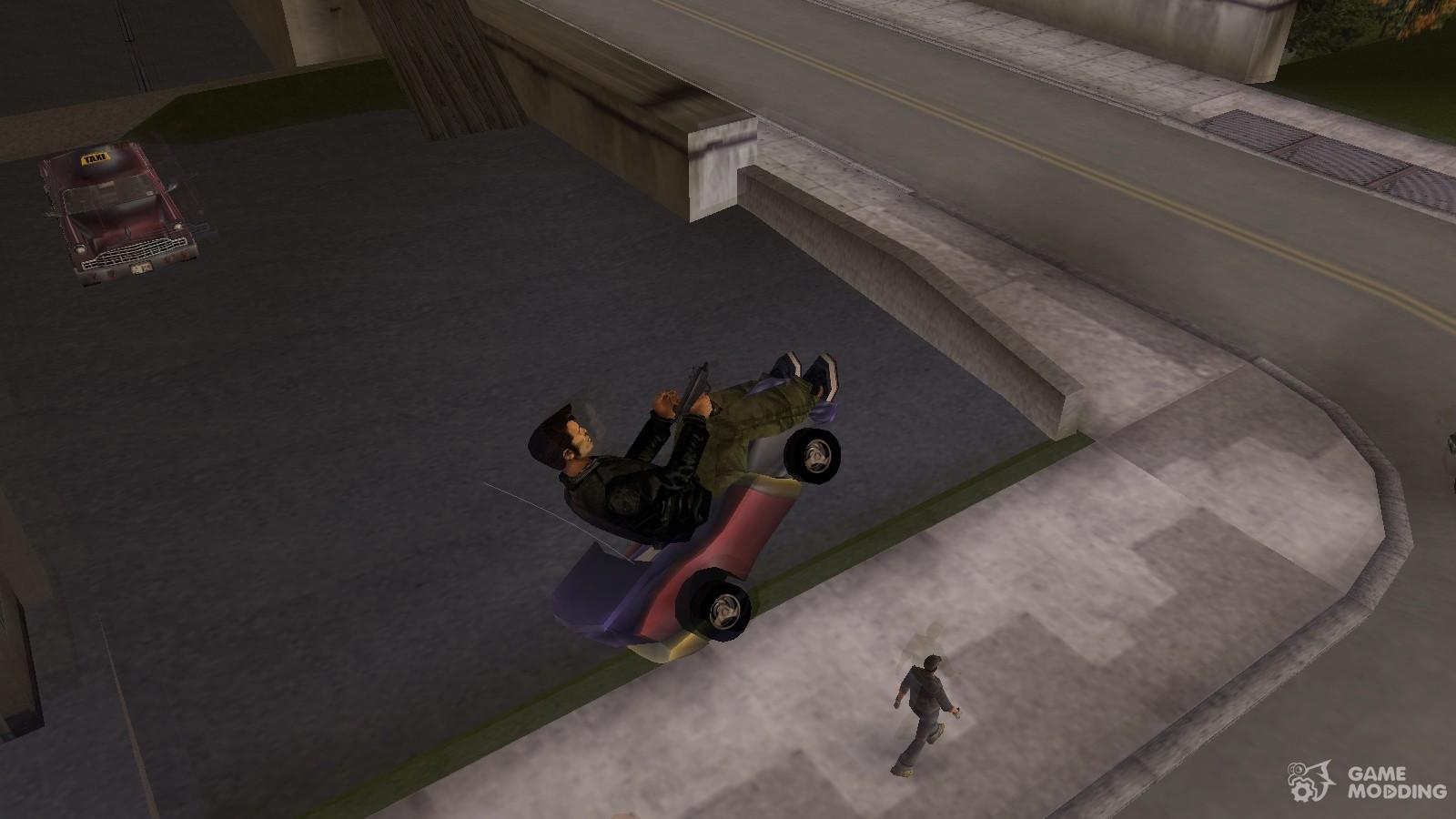 Spavn RC Bandit for GTA 3