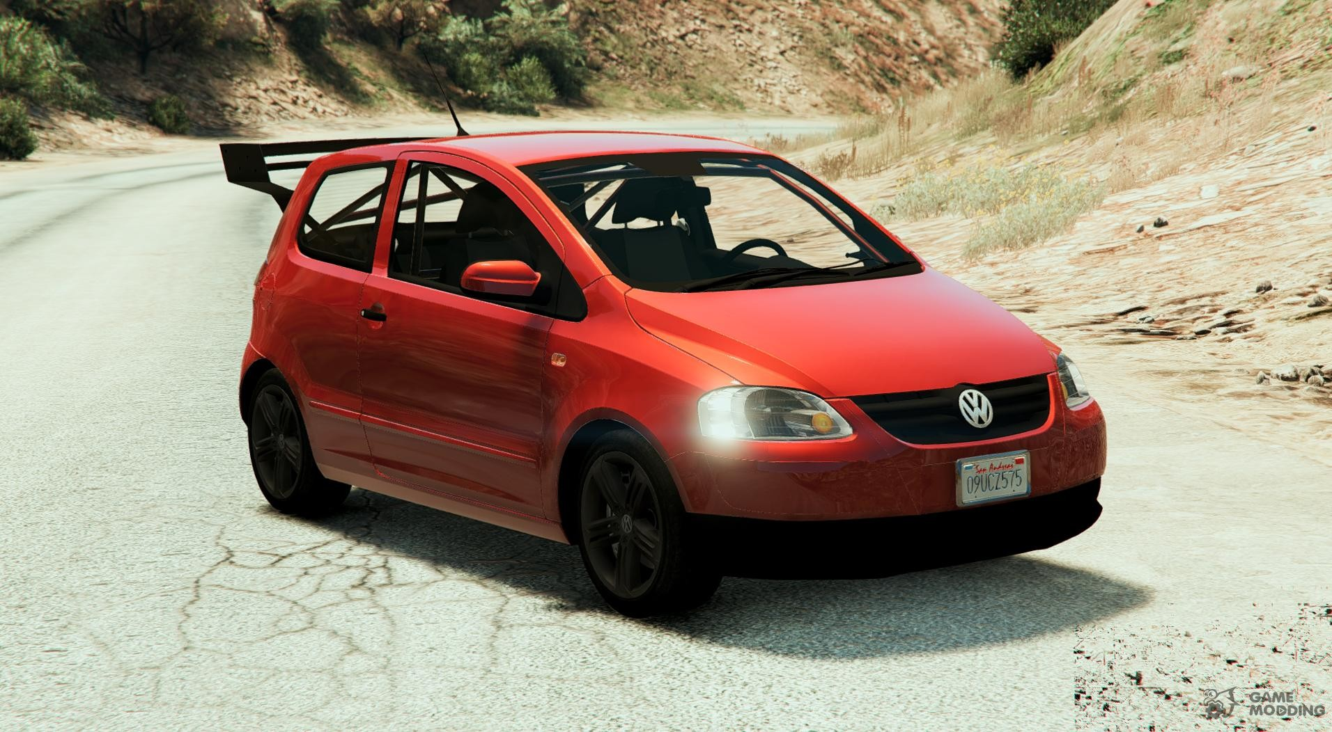 volkswagen fox 2 0 for gta 5. Black Bedroom Furniture Sets. Home Design Ideas