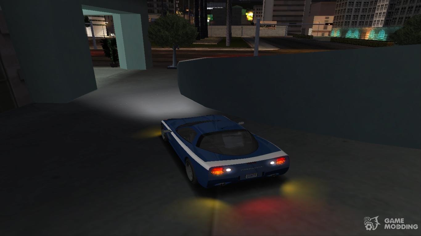 Invetero Coquette GTA 4 for GTA San Andreas