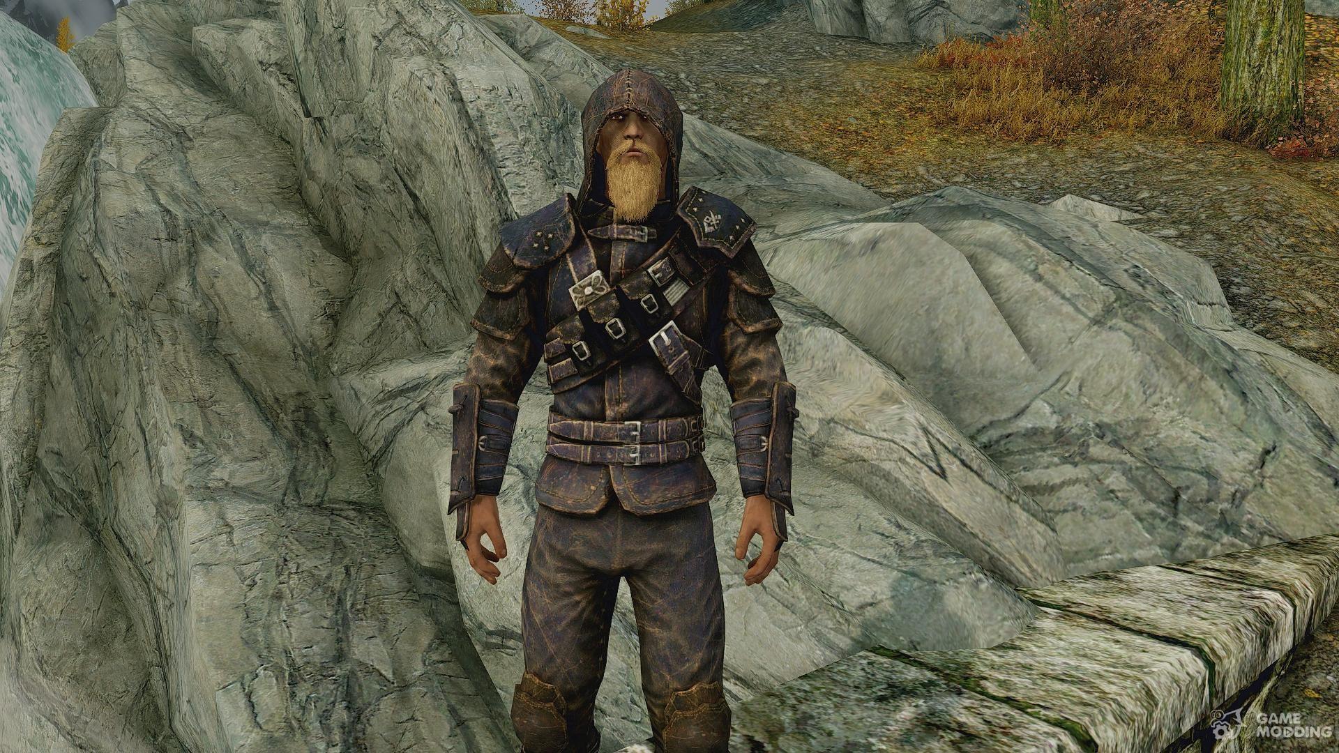 Mercenary Armor English Thieves Guild Guildmaster Armor