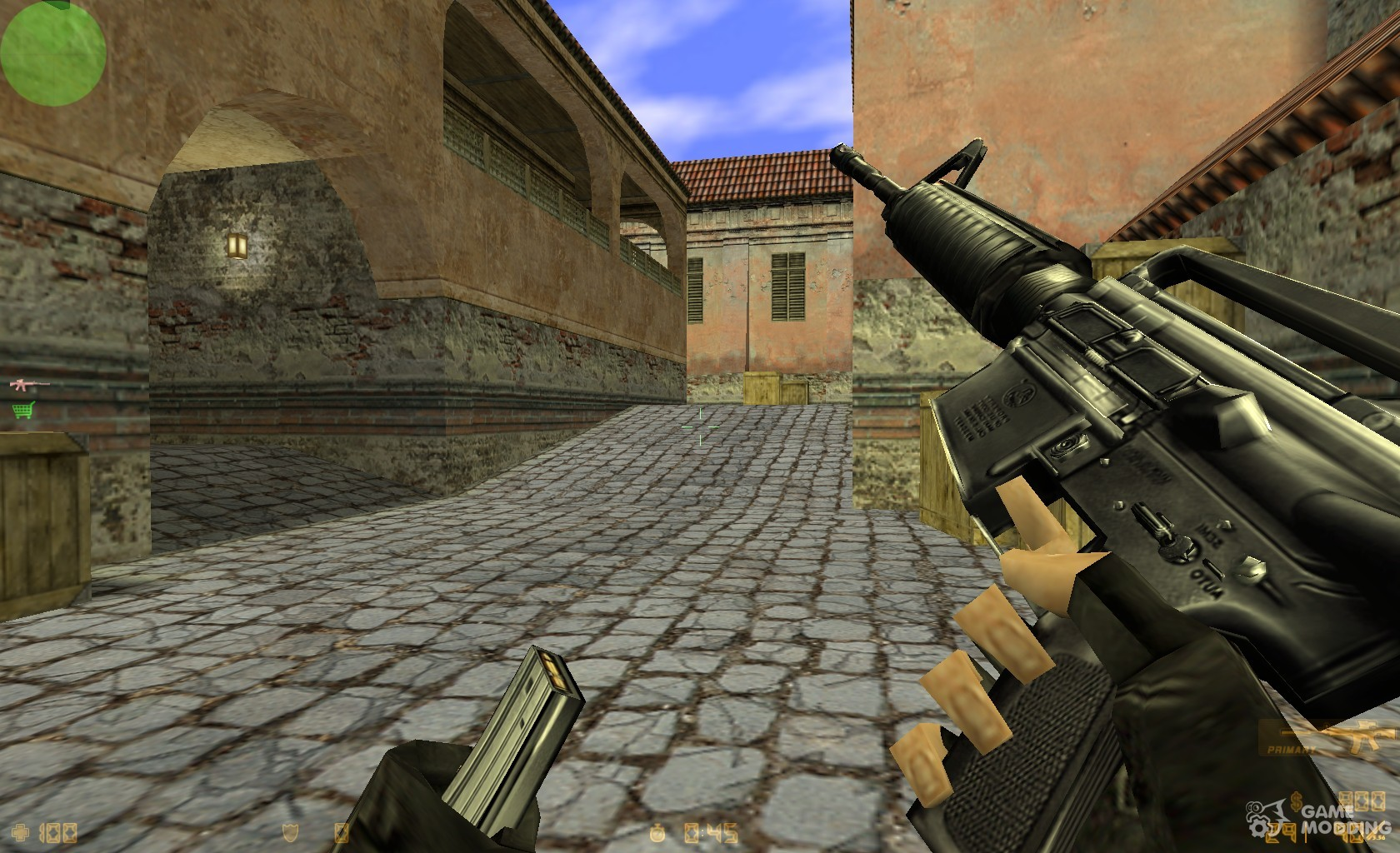 how to download counter strike source textures for gmod