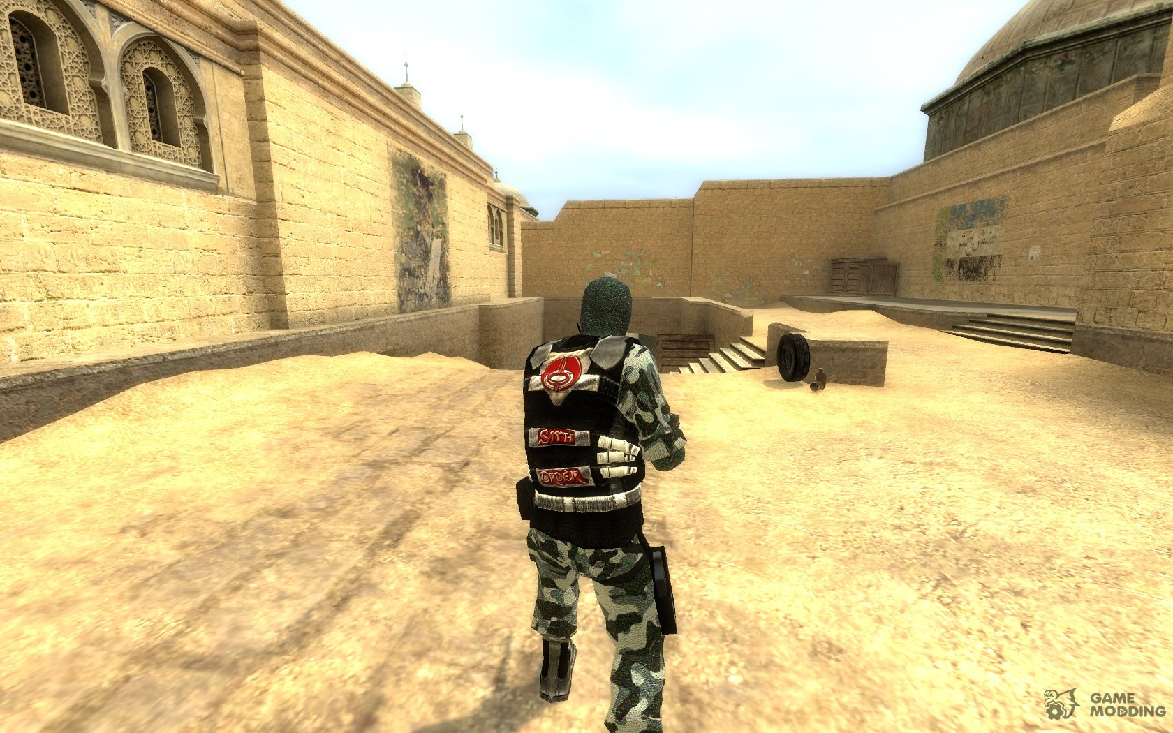 DarthMaul Terrorist For Counter Strike Source