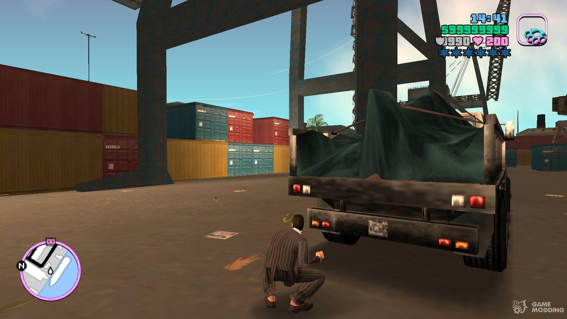 Beta Leftovers Fix for GTA Vice City