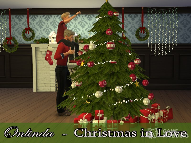 Sims 4 Christmas Poses.Christmas In Love Pose Pack For Sims 4
