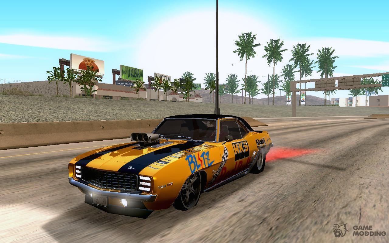 Street Racing Cars In Gta San Andreas