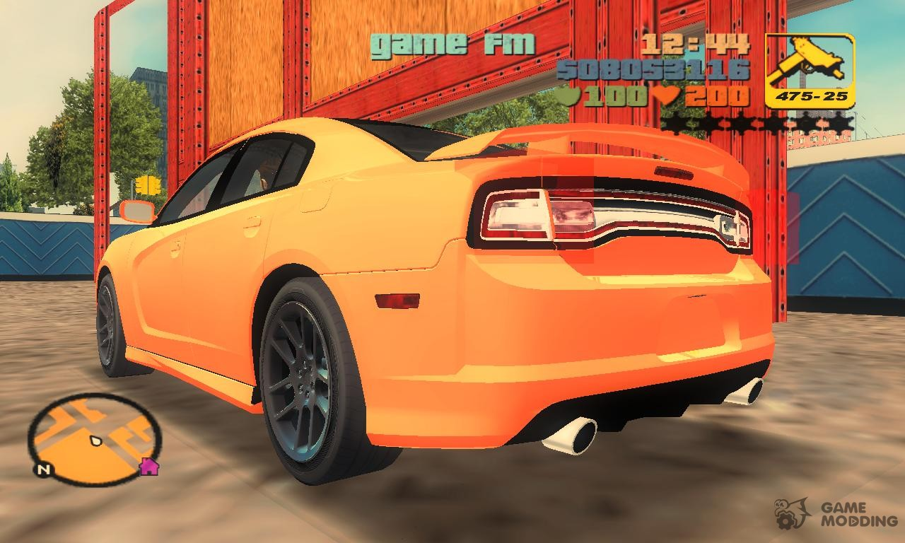 Dodge Charger Juiced Quot Tt Black Revel Quot For Gta 3