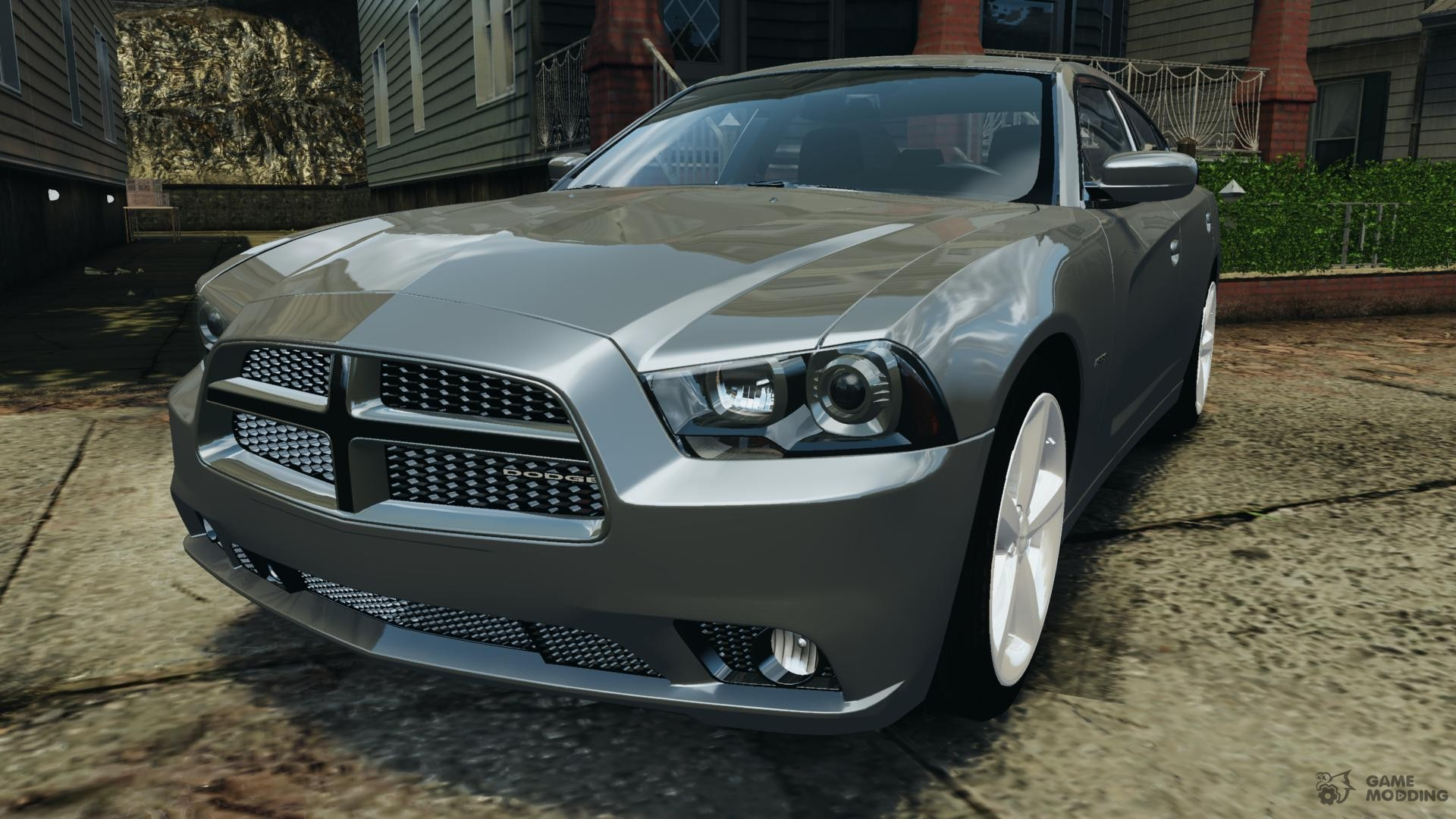 Dodge charger r t max 2010 for gta 4
