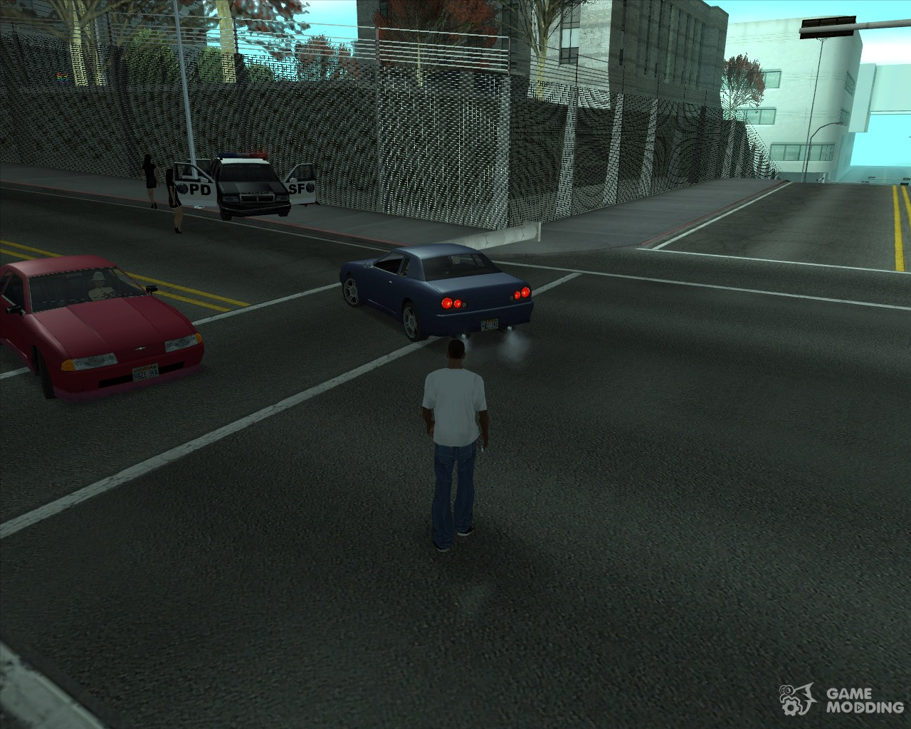 gta san andreas how to fix resolution