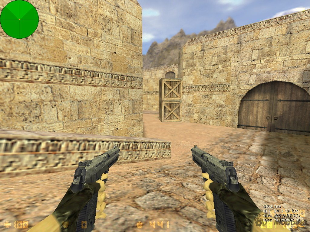Counter Strike Source Ipad: Dual Berettas For Counter-Strike 1.6