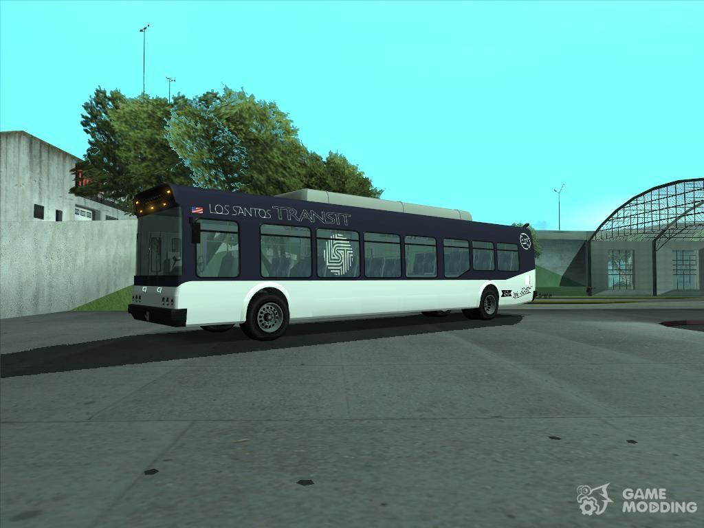 Скачать Мод На Автобус На Гта Сан Андреас На - фото 10