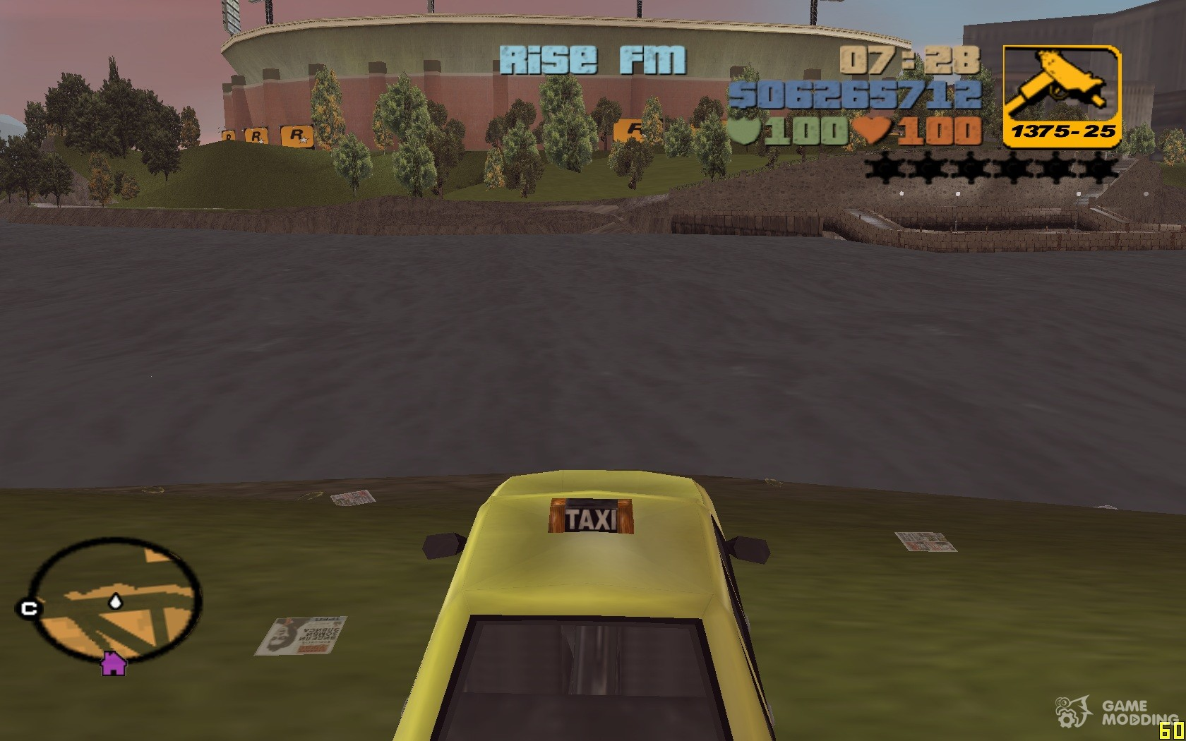 Rise FM radio from GTA: Liberty City Stories for GTA 3