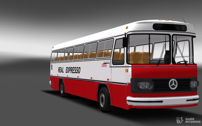 Mercedes benz o 362 for euro truck simulator 2 for Mercedes benz euro