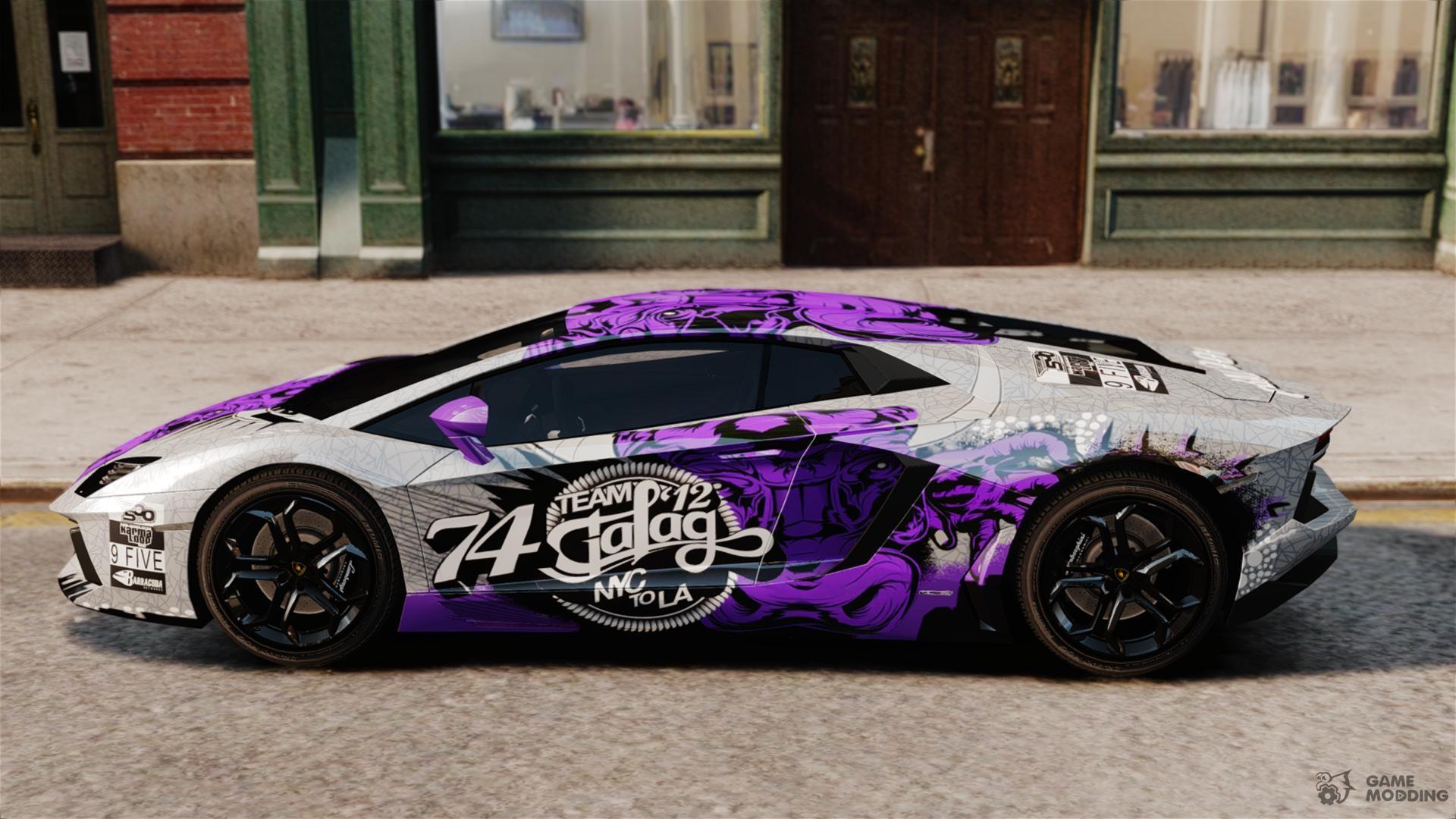 Lamborghini Aventador LP700-4 2012 Galag Gumball 3000 [EPM ...
