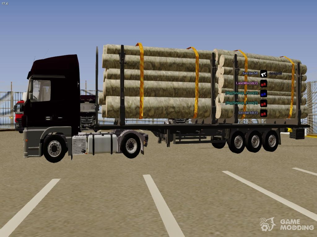 trailer packs for gta san andreas with automatic installation download packs of trailers for. Black Bedroom Furniture Sets. Home Design Ideas