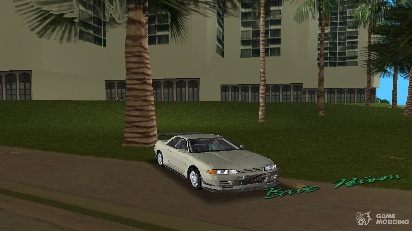 baggage vehicle in gta vice city