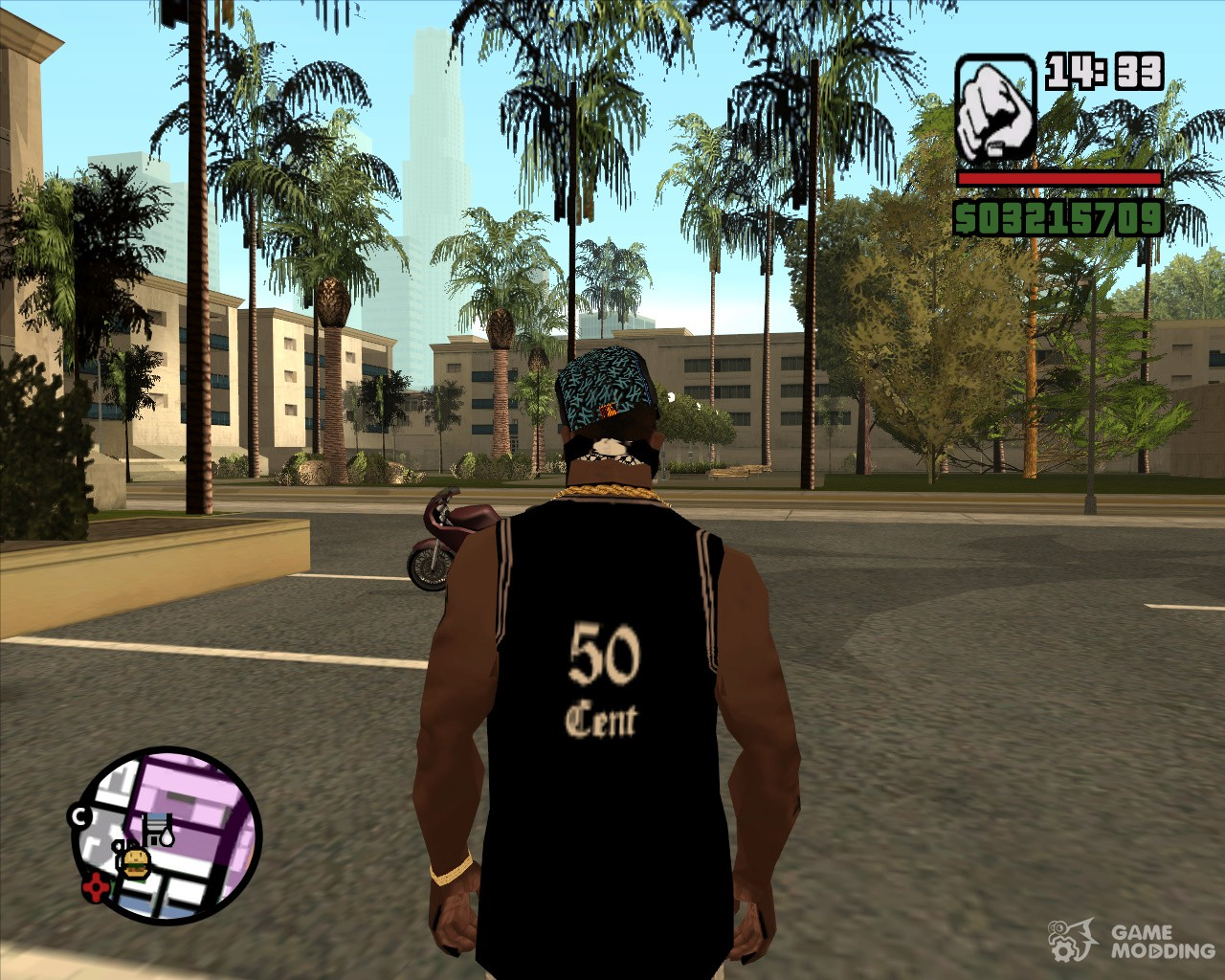 Gta 9 as nice in pink