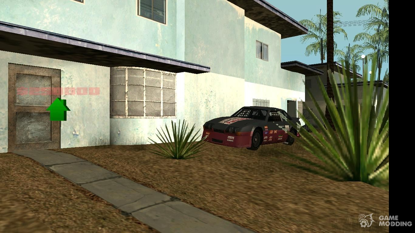 For Gta San Andreas Inside View
